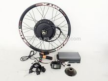 2016 new fat tire ebike motor kit 3000w electric bicycle conversion kit (LEILI)