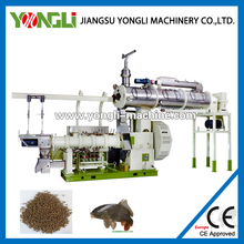Top technology automatic floating fish feed machine with ce