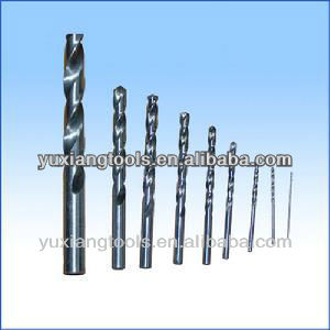 hss-e danyang fully ground metal cutting tools twist drill bits