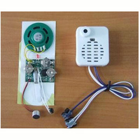 Recordable sound module, programmable voice recording module for plush toy