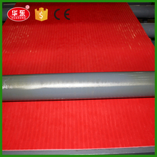 Low Temperature Resistance Red Insulation Sbr Rubber Sheet