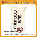 medical disposable items sickness bag signage usage and accept