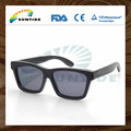 Fashionable style custom sunglasses Bamboo sunglasses 2015