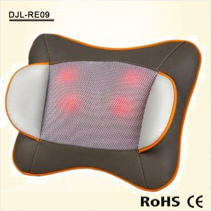 Portable Back Massage Pillow with Shiatsu(HOT)