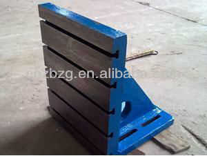 Cast Iron Right Angle Plates High Precision Measuring Gauging Measuring Tools