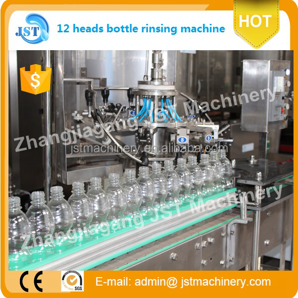 Small scale Mineral drinking water bottling machine