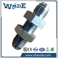 NBWD welcome ODM straight bulkhead stainless steel jic reusable hydraulic adapter hose fittings