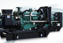 FREE SHIPPING 400V 50HZ 250KW YUCHAI engine nature gas generator biogas engine generator set