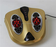 Electric Low-frequency pulse vibrating foot massager as seen on tv