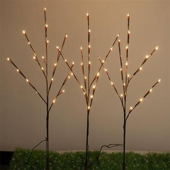 Best Selling Warm White Led Lighted Branch