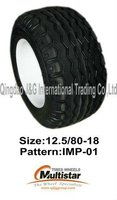Agricultural Implement tyres, trailers tyre 12.5/80-18