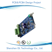 assembled stereo power amplifier pcb power amplifier module pcba