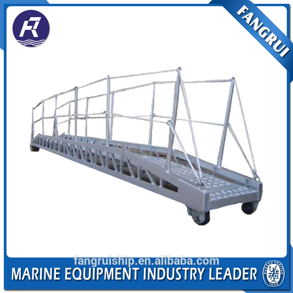 Construction electric hight quality boat steel step stainless steel pool ladder
