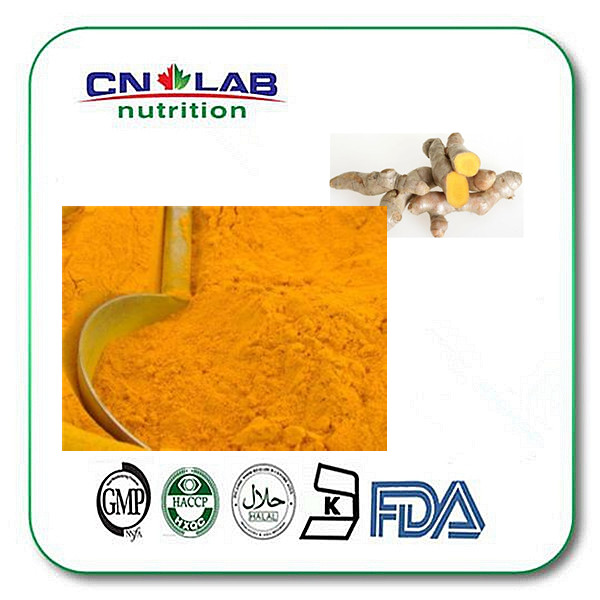 Natural turmeric supplement 90% 95% Curcumin Powder Turmeric Root Extract