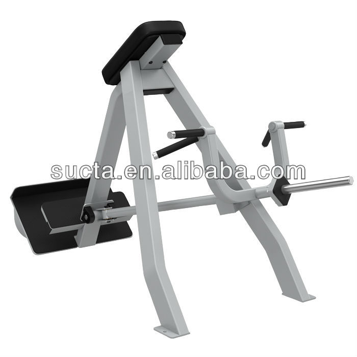 Heav duty fitness gym equipment , Plate-Loaded Incline Lever Row