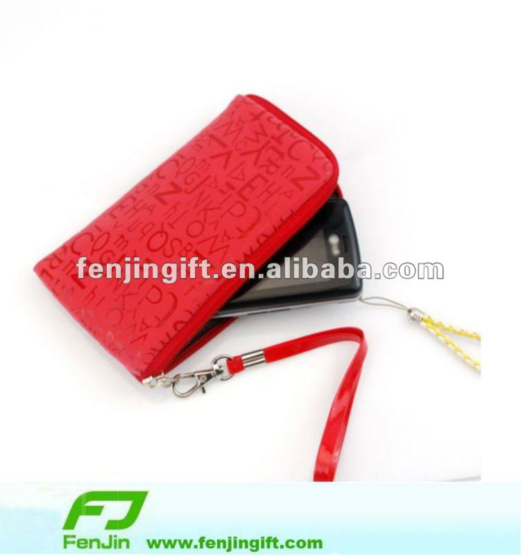pu mobile phone bags and cases