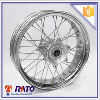 China well design 17inch motorcycle rear disc-brake wheel