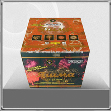 "0.8""25 shots consumer cake wholesale fireworks supplier for Christmas"