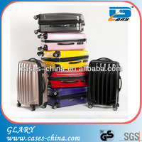 High-end configuration fashion best abs luggage trolley