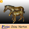 outdoor bronze life size chinese horse sculpture NTBH-HR239S