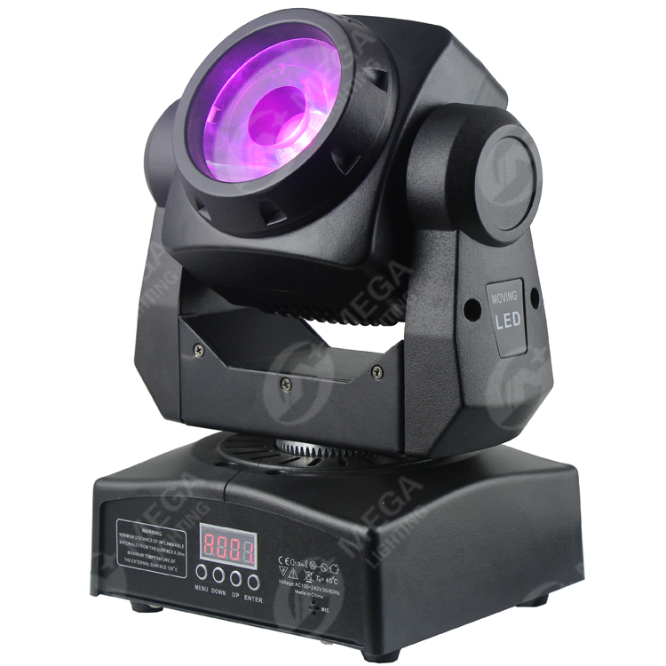 factory direct sale disco dj stage light inno pocket beam mini led moving head 60w