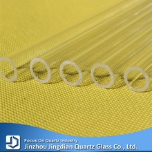 JD Thick Wall High Temperture Quartz Glass Tubing