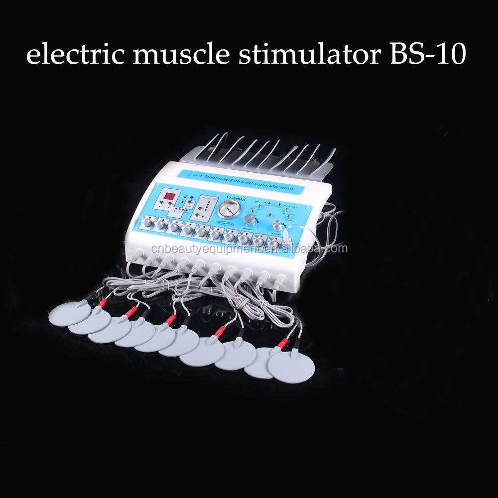 Hotsale Heating Ems Electric Muscle Stimulator Bs 10 Buy Simulator Product On Alibabacom Emsmassage Electrode Pad For Stimulatortens