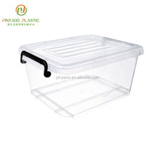 5L Professional Made Popular Design Colorful Plastic Storage Box For Clothes