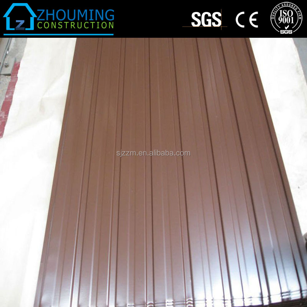 metal steel roof tile for house