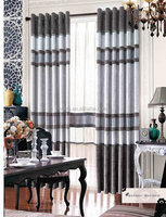 Beautiful 100% polyester jacquard Window Curtain