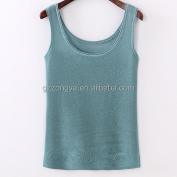 Wholesale 2017 girls sexy sleeveless tank women tops and blouses