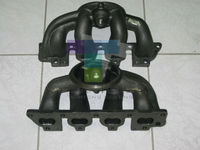 Factory Price Ductile Iron Grey Iron Cast Iron Exhaust Manifold