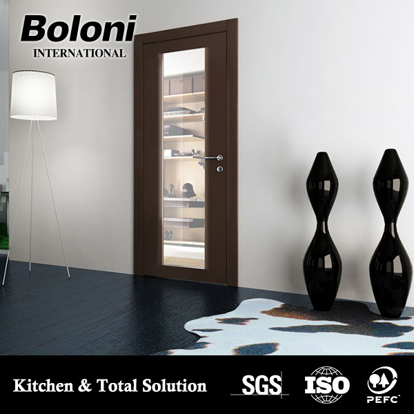 New product commercial interior doors with glass inserts