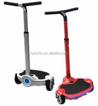 Factory price 6.5 Inch self balancing electric scooter bluetooth