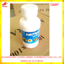 animal insecticide active amitraz 12.5% Anti varroa strip