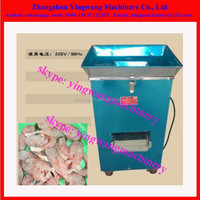Cheap price fish slicer/fish chopper for chicken duck feeding