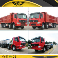 16 wheels heavy duty truck with16 tires and bih loading capacity for sale