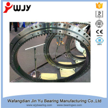 Tower crane slewing bearing SLEWING DRIVE / worm gear