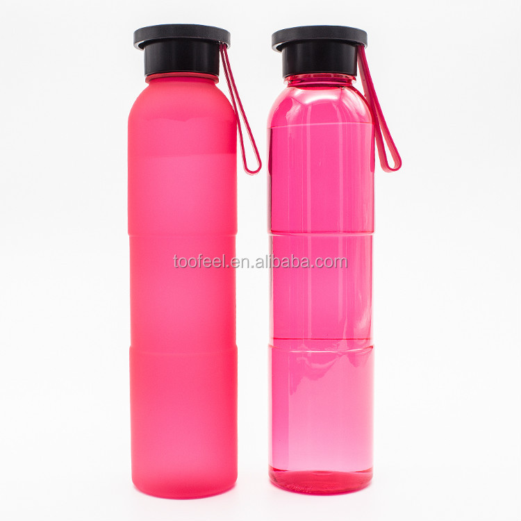 made in China good quality bpa free plastic water bottle manufacturing cheap space cup