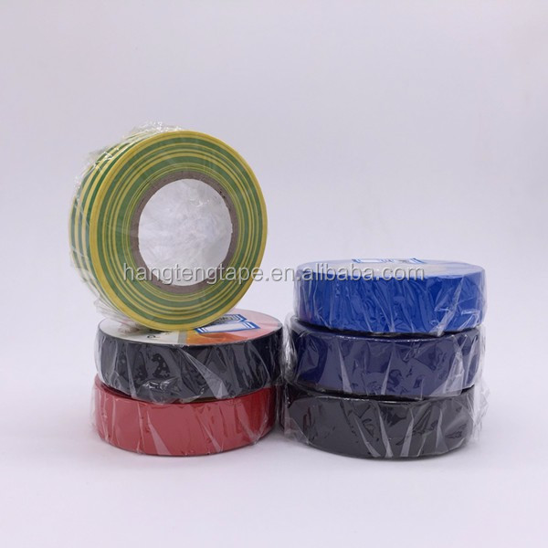 China supplier Vinyl PVC Car Truck Auto Wire Harness Insulating Tape