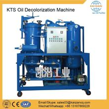 Used Engine Oil recycling Oil Regeneration System
