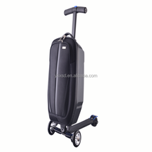 the latest colourful travel trolley luggage bag