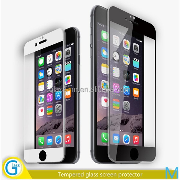 Film Mat Glass Screen Protector for iPhone 6