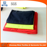 ysetex xinxiang weis 2014 new design royal blue anti-fire &stripe anti-static twill fabric used for mining industry