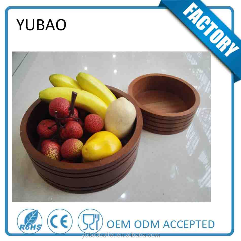 China Supplier New Cheap Wood Cake/Fruit Stand for Banquet And Buffet