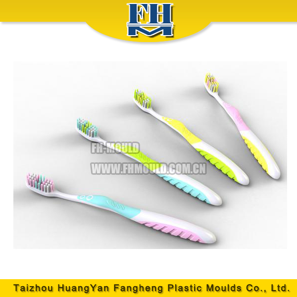 professional design mold injection plastic brush mould maker