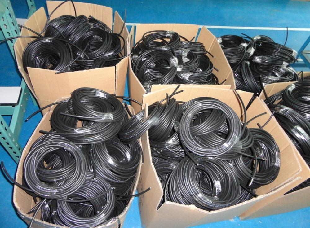 2017 China TUV Solar PV Power Cable Certification Solar pv1-f Cable 4mm 6mm 10mm