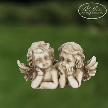 Cute Resin Crafts Morden Gifts For Home Decor Angels And Fairy Drawing Figures