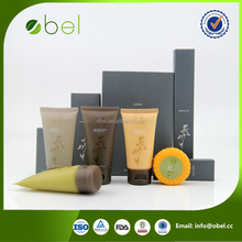 Promotional Bath SPA Gift Set Manufacturer Luxury Hotel Amenity Kit