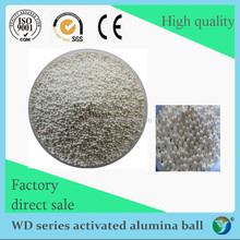 5-7mm 6-8mm lowest price remove arsenic activated alumina ball in drinking water